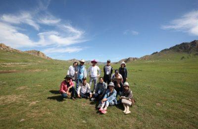 세계역사문화탐방 / 2018년 8월 몽골